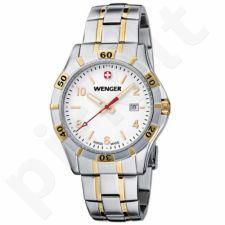 Vyriškas laikrodis WENGER PLATOON GENT 01.0941.105