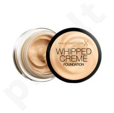 Max Factor Whipped Creme Foundation, kosmetika moterims, 18ml, (45 Warm Almond)