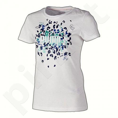 Marškinėliai PUMA TD Graphic Tee Junior 829835011