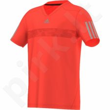 Marškinėliai tenisui Adidas Barricade Tee Junior AA7182