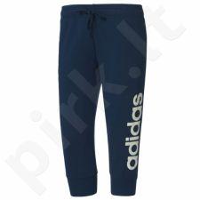 Sportinės kelnės Adidas Essentials Linear 3/4 W S97151