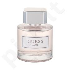 Guess Guess 1981, EDT moterims, 50ml