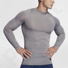 Marškinėliai termoaktyvūsNike M NP TOP LS Comp MOCK M 838079-091