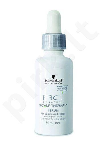 Schwarzkopf BC Bonacure Scalp Therapy serumas, kosmetika moterims, 30ml