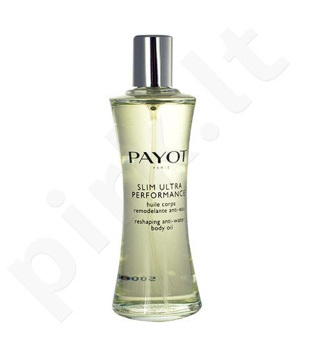 Payot Slim Ultra Performance Reshaping Anti-Water Oil, kosmetika moterims, 100ml