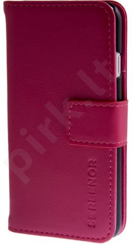 SCREENOR PREMIUM LEATHER IPHONE 6 PINK