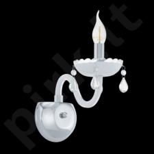 Sieninis šviestuvas EGLO 39115 | CARPENTO