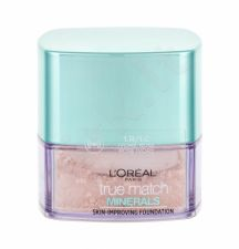 L´Oréal Paris True Match, Minerals Skin-Improving, makiažui moterims, 10g, (1.R/1.C Rose Ivory)