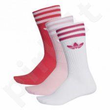 Kojinės Adidas Originals Solid Crew W DY0383