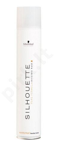 Schwarzkopf Silhouette Flexible Hold, plaukų purškiklis moterims, 500ml