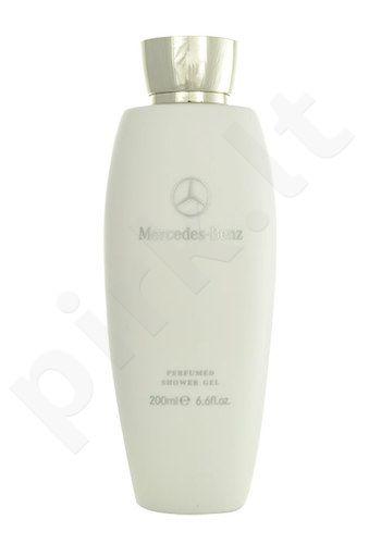 Mercedes-Benz Mercedes-Benz, dušo želė moterims, 200ml