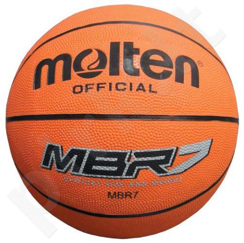 Krepšinio kamuolys rubber MBR7