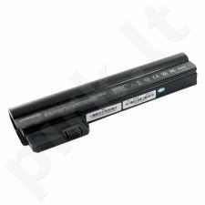 Nešiojamo kompiuterio baterija Whitenergy HP Mini 110-3000 10.8V 4400mAh juoda