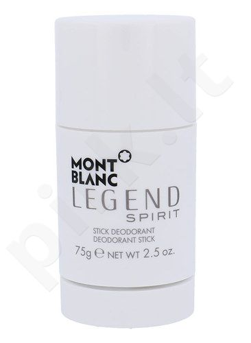 Mont Blanc Legend Spirit, pieštukinis dezodorantas vyrams, 75ml