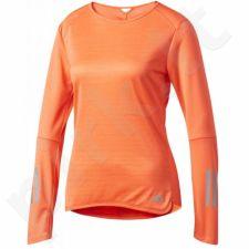 Marškinėliai bėgimui  Adidas Response Long Sleeve Tee W BP7440