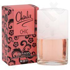 Revlon Charlie Chic, tualetinis vanduo moterims, 30ml