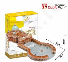 3D dėlionė: Šv. Petro Bazilika (XXL)
