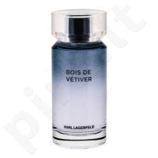 Karl Lagerfeld Les Parfums Matieres Bois de Vetiver, EDT vyrams, 100ml