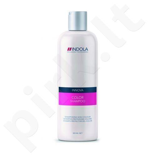 Indola Innova Color šampūnas, 300ml, kosmetika moterims