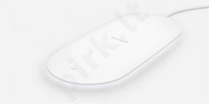 Microsoft bevielis pakrovėjas Euro2 DT-904 baltas
