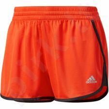 Šortai sportiniai Adidas 100M Dash Knit Short W BP9320
