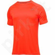 Marškinėliai bėgimui  Under Armour Heatgera Run M 128681-296