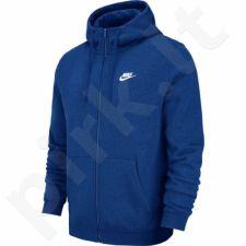 Bliuzonas Nike M NSW Hoodie FZ FLC Club M 804389-438