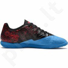 Futbolo bateliai  Puma ONE 19.4 IT M 105496 01 juoda - mėlynase