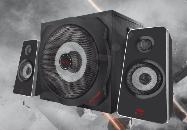 GXT 638 Digital Gaming Speaker 2.1