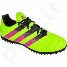 Futbolo bateliai Adidas  ACE 16.3 TF M Leather AQ2063