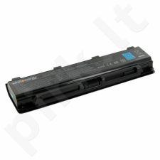Nešiojamo kompiuterio baterija Whitenergy Toshiba PA5024U-1BRS 11.1V 4400mAh