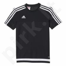 Marškinėliai futbolui Adidas Tiro 15 Training Jersey Jr S22313