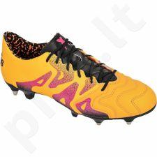 Futbolo bateliai Adidas  X 15.1 SG M Leather S74630