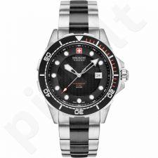 Vyriškas laikrodis SWISS MILITARY  06-5315.33.007