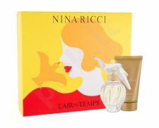 Nina Ricci L´Air Du Temps, rinkinys tualetinis vanduo moterims, (EDT 50 ml + kūno losjonas 75 ml)