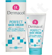 Dermacol Perfect Base Cream, 50ml, kosmetika moterims