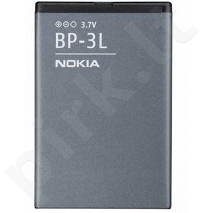 Nokia BP-3L baterija juoda be pakuotės