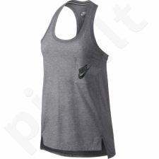 Marškinėliai Nike Sportswear Signal Tank W 726076-091