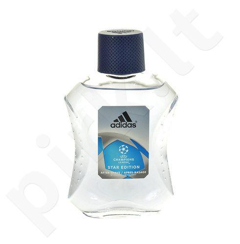 Adidas UEFA Champions League Star Edition, losjonas po skutimosi vyrams, 100ml[pažeista pakuotė]