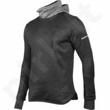 Bliuzonas bėgimui  Adidas Sequencials Climaheat Hoodie M AP9727