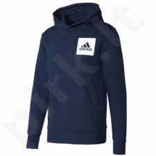 Bliuzonas Adidas Essentials Chest Logo Pullover Hood Fleece M S98771