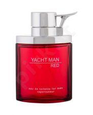 Myrurgia Yacht Man Red, tualetinis vanduo vyrams, 100ml