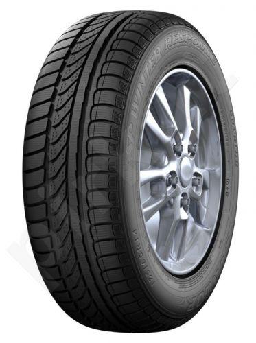 Žieminės Dunlop SP Winter Response R15