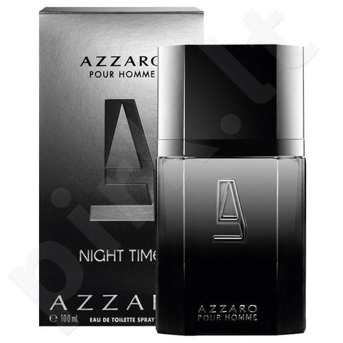 Azzaro Pour Homme Night Time, EDT vyrams, 30ml