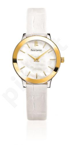 Laikrodis PIERRE LANNIER CLASSIC - STAINLESS STEEL - leather - 28 mm - 3 ATM