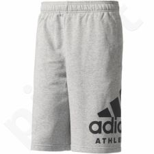 Šortai Adidas Sport ID Athletics Logo Short M BP8472