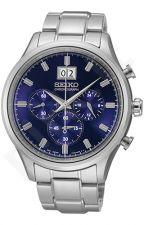 Laikrodis vyriškas Seiko Grand Data chronografas SPC081P1