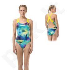 Plaukimo kostiumas moterims AQF TR I-NOV 21688 01 40B LE