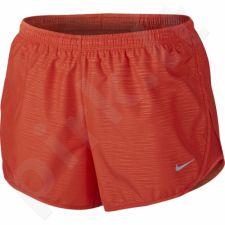 Bėgimo šortai Nike Modern Embossed Tempo short W 719759-696
