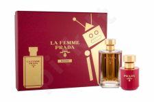 Prada Intense, La Femme, rinkinys kvapusis vanduo moterims, (EDP 100 ml + kūno losjonas 100 ml)